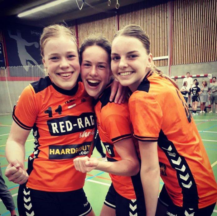 Britt Maarschalkerweerd op randje debuut bij VOC Amsterdam