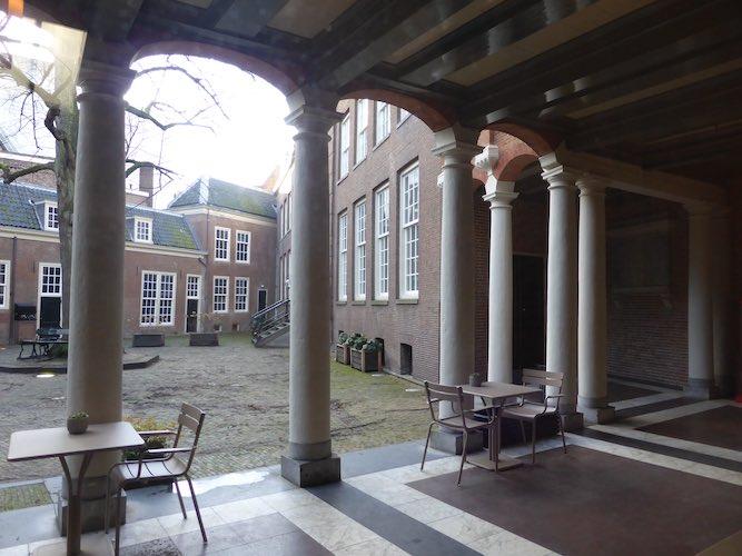Amsterdam Museum - Opslaan als.. - gratis lezing