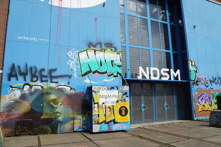 NDSM - Overwinteren Festival 2020