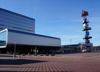 Advies RAI Amsterdam: GEEN HANDEN SCHUDDEN OP DE BEURS
