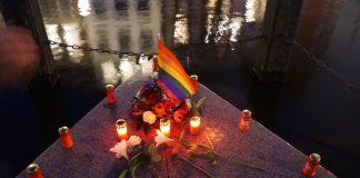Dappere strijders tonen solidariteit voor LHBTI's in Rusland en Tsjetsjenië