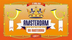 Koningsdag 2020 Amsterdam Kingsland Festival
