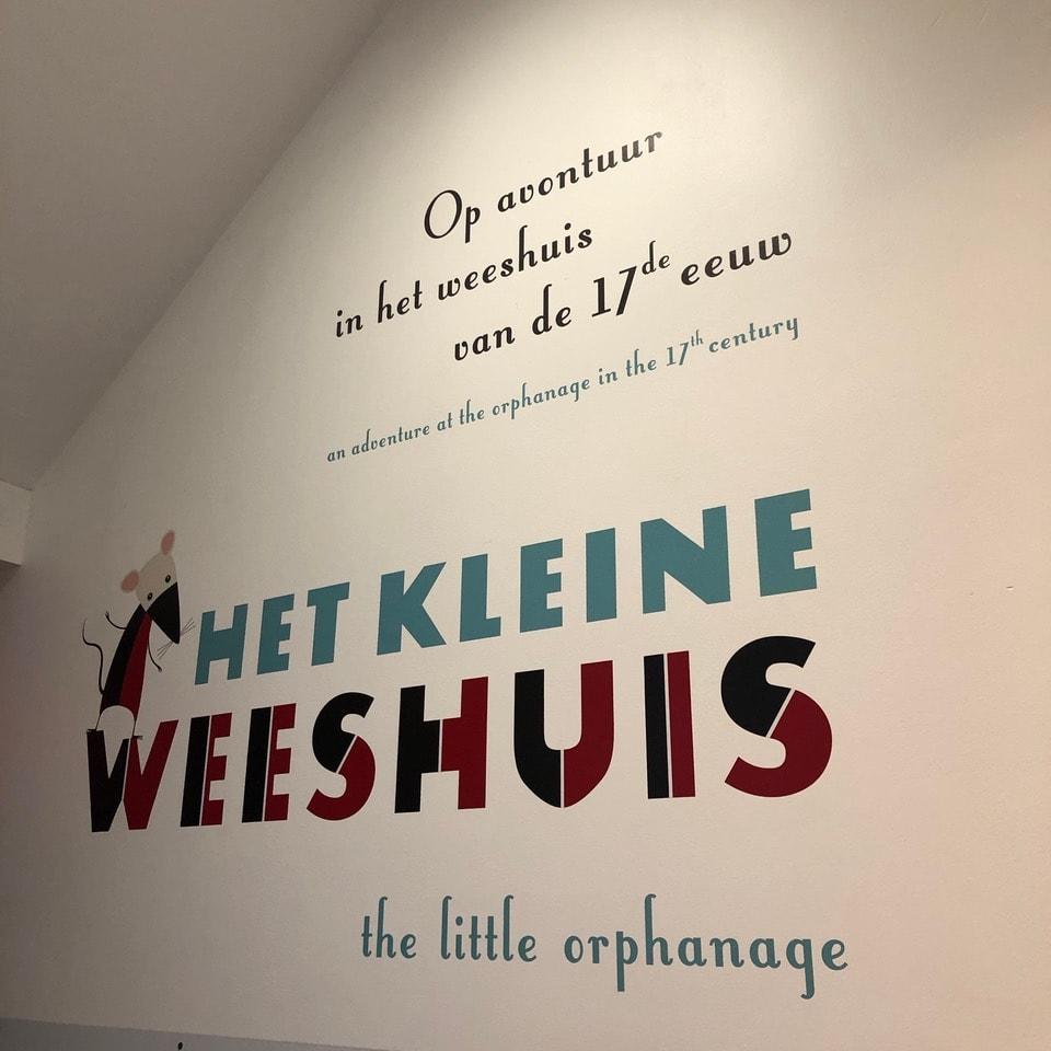 museum het kleine weeshuis