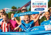 Start aanmelden Rookvrije Generatie Awards