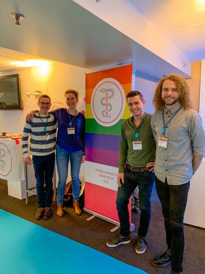 """Stichting RozeinWit: """"Jonge LHBT+ artsen in opleiding horen zich veilig te voelen op de werkvloer"""""""