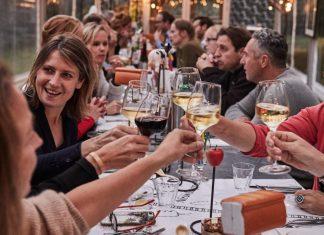 Pop-up restaurant SterkWater: totaalbeleving in Fort bij Abcoude aan de Hollandse Waterlinie