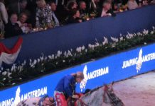 Jumping Amsterdam in 2021 verzekerd van wereldbekerkwalificatie dressuur
