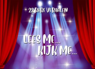 'LEES ME...KIJK ME...': Een nieuw boek van MARIA KROON