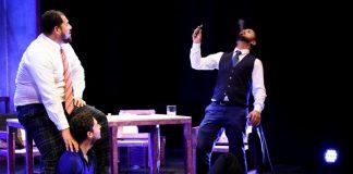 Laatste voorstelling Raymi Sambo in Bijlmer Parktheater