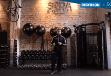HOME ZWEET HOME - Decathlon home workout met Radmilo Soda