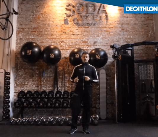 HOME ZWEET HOME - Decathlon home workout met Radmilo Soda