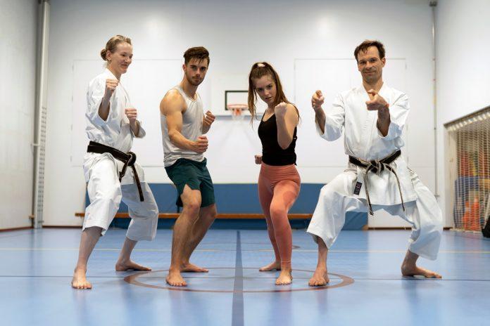 Karateschool ki club.cool: 'Wederzijds respect, vriendschap, positiviteit en gezelligheid'