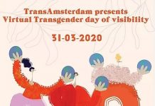 Transgender Day of Visibility gaat online