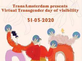 Transgender Day of Visibility gaat online