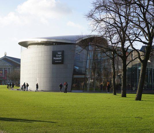 Van Gogh Museum online altijd geopend