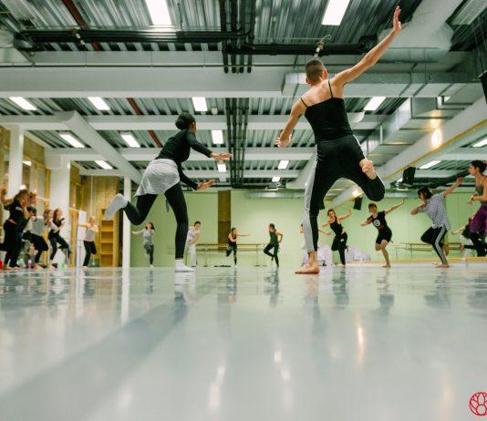 """Chassé Dance Studios: """"Dansschool met buurtfunctie in Chassékerk"""""""