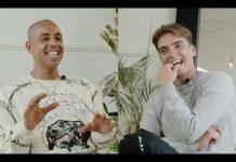 Geen geheimen voor Bizzey in YouTube-serie Open Kaart van Robbert Rodenburg