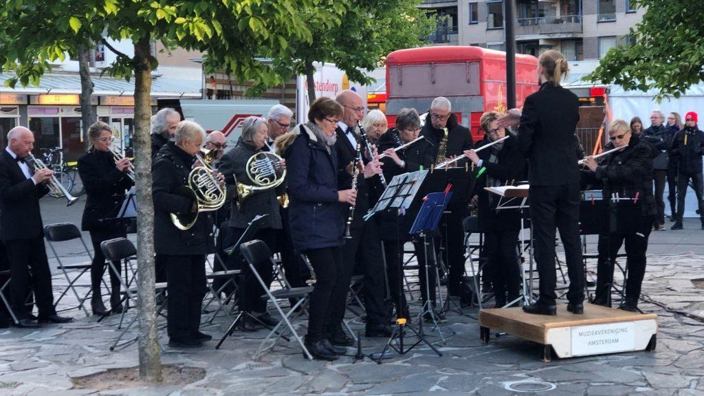 Het verhaal achter de bijna 100-jarige Muziekvereniging Amsterdam