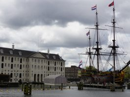Het Scheepvaartmuseum een 'veilige haven' voor bezoekers