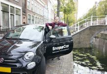 Amsterdammers maken volop gebruik van deelauto's
