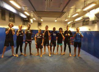 Interview about the Brazilian Jiu Jitsu Vai Santana club