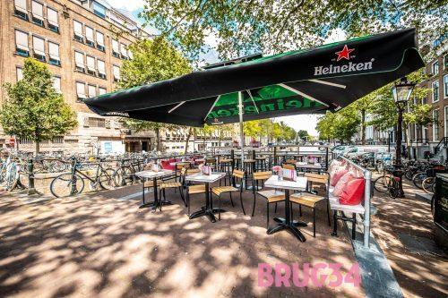61 x gezellige en leuke terrassen in Amsterdam