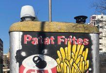 Partij van de Ouderen: Hou patatkraam Waterlooplein open!