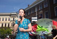 Partij van de Ouderen: Waar is burgemeester Halsema?