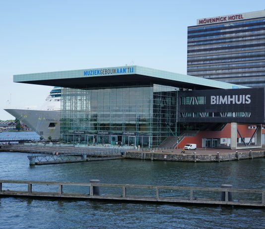 BIMHUIS presenteert Your Saturday Getaway