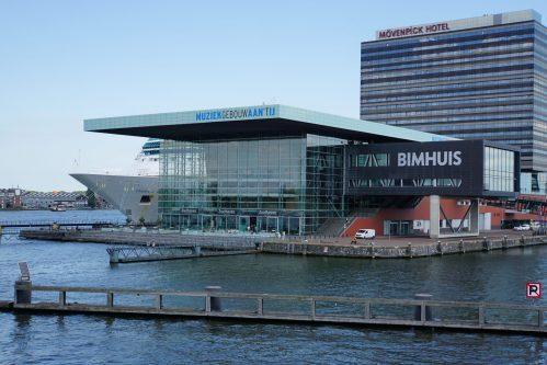 Waar bezoek je een concert in Amsterdam?