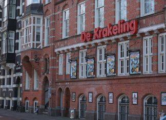 Theater De Krakeling verhuist naar De Westergas