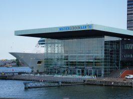 Muziekgebouw opent terras voor concerten