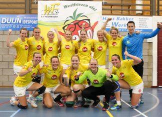 Handbal is fun, zeker bij Westfriezen!