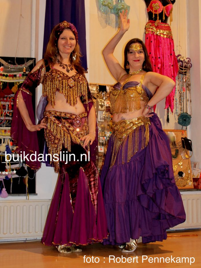 Het verhaal achter Shaheen's Buikdansschool de Buikdanslijn