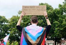 Foto's van Trans Amsterdam tijdens Black Pride in Amsterdam