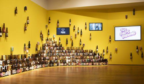 Bier. Amsterdam, stad van bier en brouwers