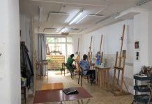 Atelier Groeten van Marc: 'ruimte voor creativiteit in Amsterdam-West'