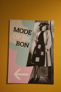 Verzetsmuseum - Tentoonstelling Mode op de bon