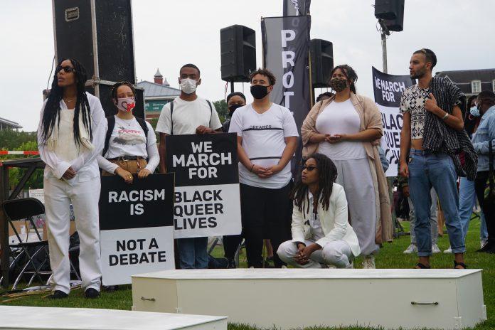 De échte Pride startte zaterdagavond op het Museumplein