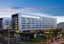 Hotels op Schiphol