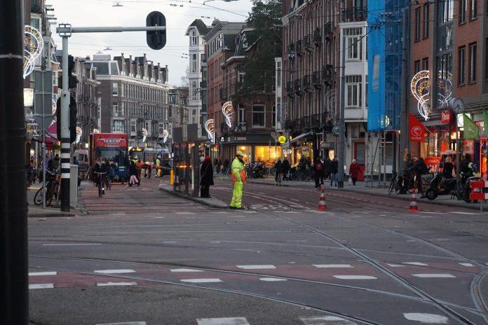 Partij van de Ouderen: Amsterdam te druk voor oudere fietser