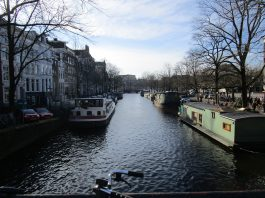 Grachtengordel in Amsterdam