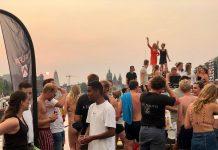 Amsterdamse Studenten Zeilvereniging Orionis: 'Bootje varen, biertje drinken'