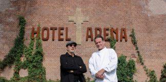Chef Sander Lof kookt met…