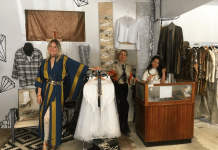 Goldie Pawn vintage pop-up store geopend in Volkshotel