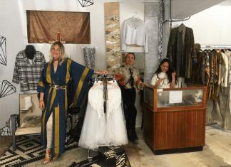 Goldie Pawn vintage pop-up store geopend in Volkshotel
