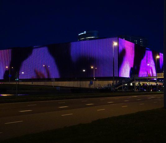 NOTHING BUT THIEVES OP 12 NOVEMBER 2021 NAAR ZIGGO DOME AMSTERDAM