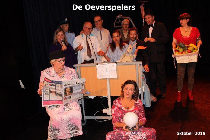 De Oeverspelers: 'laagdrempelige toneelvereniging waar enthousiasme en inzet belangrijk is'