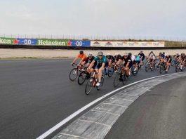 FC Trappist: 'Fanatiek op de fiets, gemoedelijk ernaast'