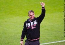 Frank de Boer in beeld als nieuwe bondscoach Oranje